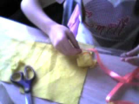видео: Пуфик для кукол.