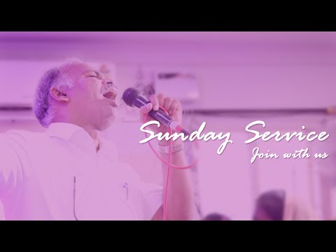 13TH MAY 2018 || SUNDAY FIRST SERVICE LIVE || ROSE OF SHARON A.G.CHURCH, KUNDRATHUR