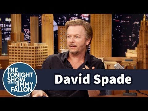 Michael Jordan Thinks David Spade Is Too Cool for Prince