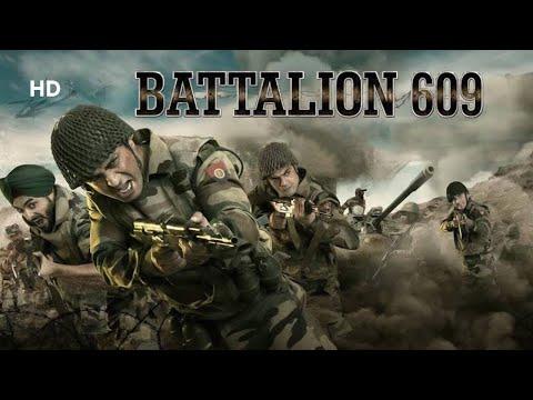 Battalion 609 (2019)   Shoaib Ibrahim   Shrikant Kamat   Vicky Ahija   Action Movie