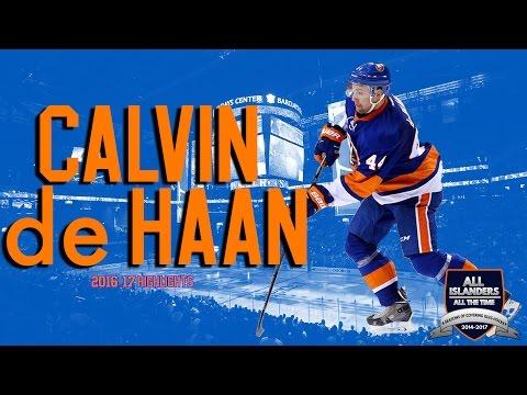 Calvin de Haan 16-17 Highlights
