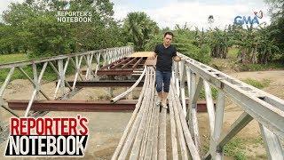 Reporter's Notebook: Isang tulay sa Iloilo, 10 taon nang nakatiwangwang