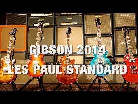 Gibson 2014 Les Paul Standard Overview  •  Wildwood Guitars