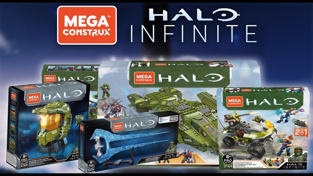 Download Todo lo Nuevo de Halo Infinite de Mega Construx 2020 - Análisis | El tio pixel