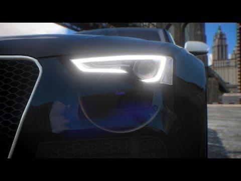 2012 Audi RS5 [GTA IV Car Mod]