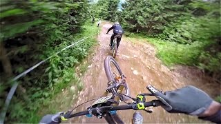 Downhill Pro Line Check in Saalbach - Glemmride 2016