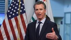 WATCH LIVE: Gov. Gavin Newsom provides latest COVID-19 update in California