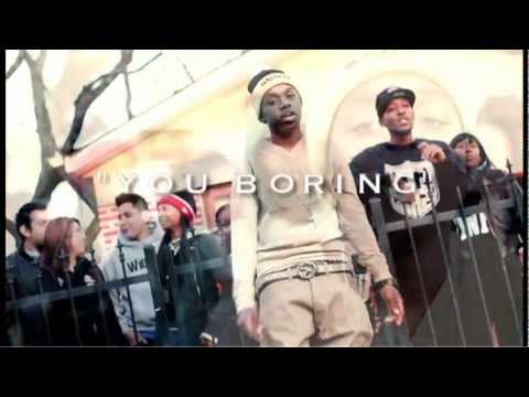 ((14 Yrs Old)) Yung Trell - You Boring (Preview) Produced By: Pyroman & Directed By: Shank Robinson