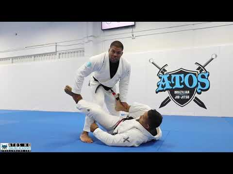 Basic guard passes with Prof. Andre Galvao