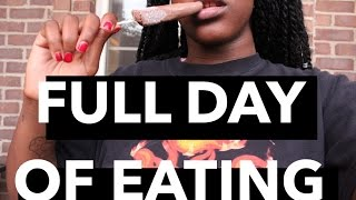 Full Day of Eating | Intermittent Fasting & Lazy Keto