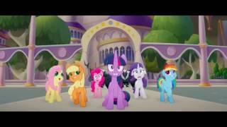 Мой маленький пони - Русский трейлер 2017 / My Little Pony: The Movie