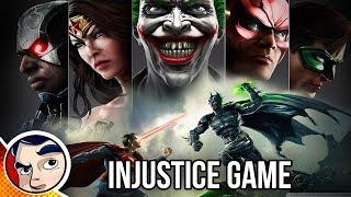 Injustice The Game - Complete Story | Comicstorian смотреть онлайн в хорошем качестве бесплатно - VIDEOOO