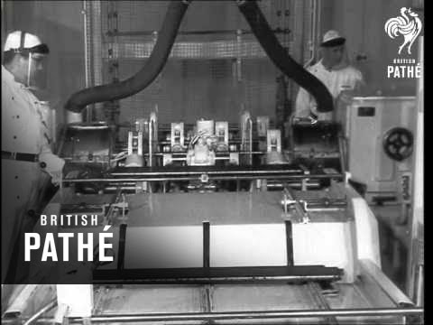 Manufacture Of Uranium Rods (1959)