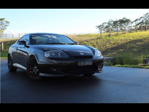 Hyundai Tiburon Review! Clean and tasteful