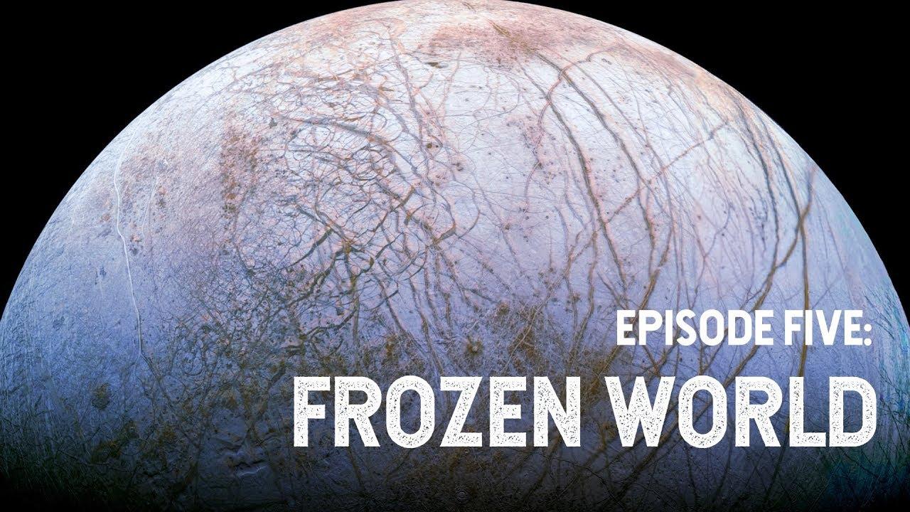NASA Explorers: Frozen World - Buy American