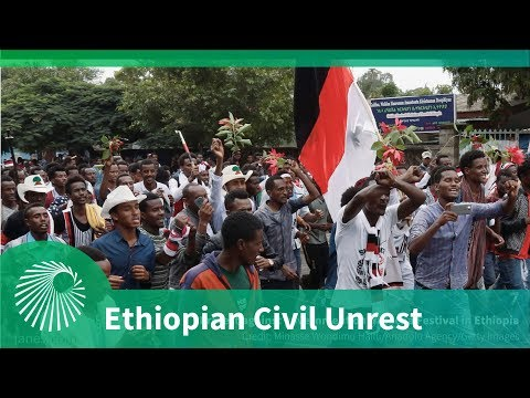Ethiopian Civil Unrest: the Outlook for 2018