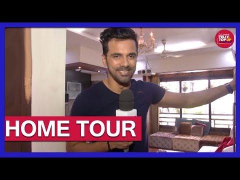 Anuj Sachdeva Takes Zoom On His Home Tour