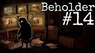 Beholder #14 - Jechać Czy, Nie Jechać? (Gameplay, PL, Let's play)
