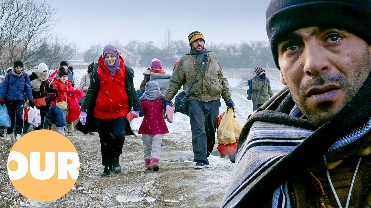The Harsh Reality Of Being A Migrant In Europe | Our Life