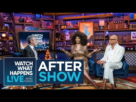 After Show: RuPaul On Joining 'Grace And Frankie' | WWHL
