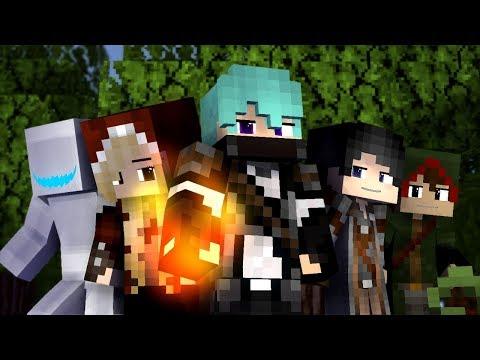 ♪ Cartoon - On & On - Minecraft Bully Story ( Minecraft Music Video Animation )