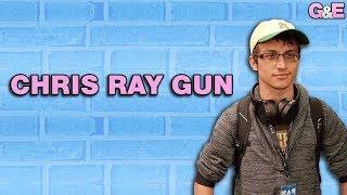 Chris Ray Gun - The Gus & Eddy Podcast