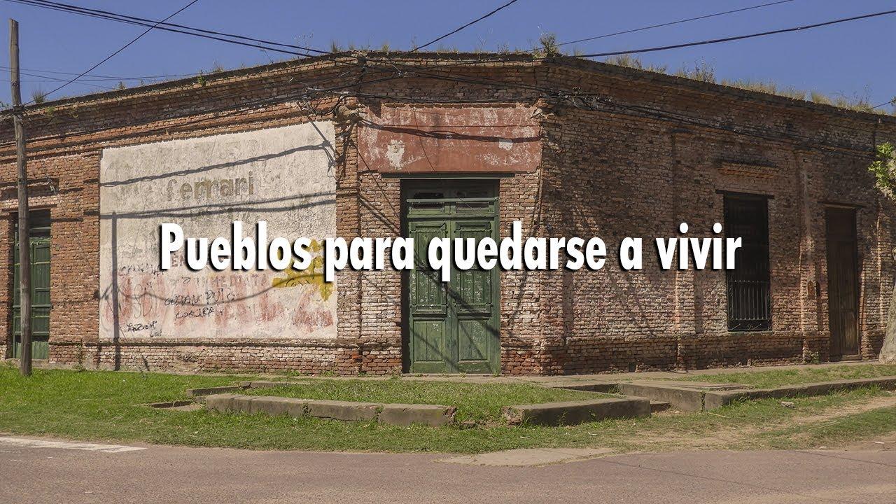 4 Pueblos para VISITAR y QUEDARSE A VIVIR | Aires de Cultura