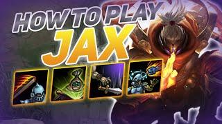 HOW TO PLAY JĄX SEASON 11 | NEW Build & Runes | Season 11 Jax guide | League of Legends