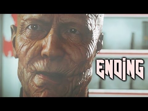 Wolfenstein The New Order Ending / Final Boss - Gameplay Walkthrough Part 17 (PS4)
