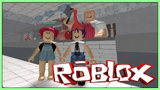 Roblox - Escape The Butcher w/ AmyLee