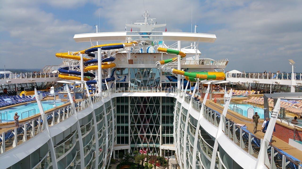 Harmony Of The Seas Photo Tour Youtube