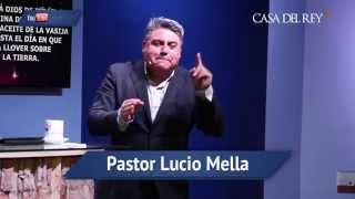 PASTOR LUCIO MELLA - LA VIUDA DE SAREPTA