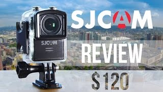 SJCAM M20 Full Review + Test Footage