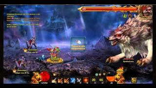 Demon Slayer Мировой босс лучник двойные удары
