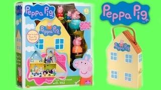 Peppa Pig Playhouse Playset 粉红猪小妹