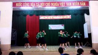 Nhất Quỉ Nhì Ma - Flashmob 9A1