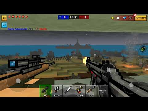 Pixel Gun 3D Warfare Gameplay 2