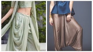 Different types of dhoti shalw…