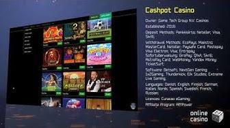 Cashpot: casino guide at OnlineCasinoBOX.net