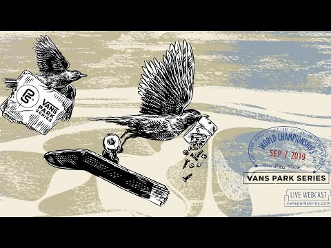 LIVE: Salt Lake City, USA | 2019 Vans Park Series World Championships