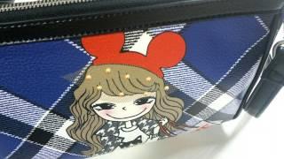 더데이걸스-크로스백(클러치)&백팩 구매후기♥