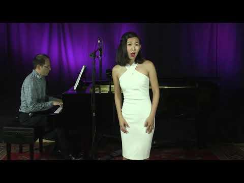 Helen Huang - Presentation of the Rose from Der Rosenkavalier by Richard Strauss