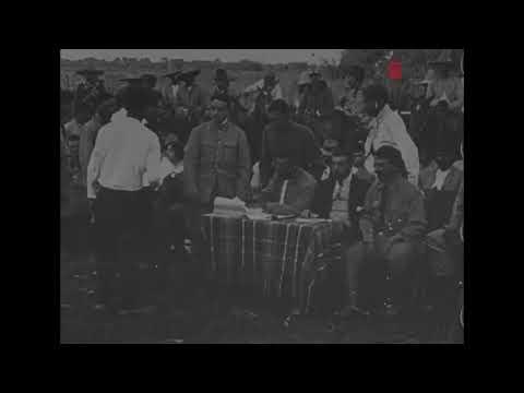 Primer reparto agrario de la Revolución Mexicana