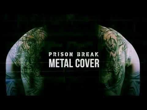 PRISON BREAK THEME - metal cover by NCFreex