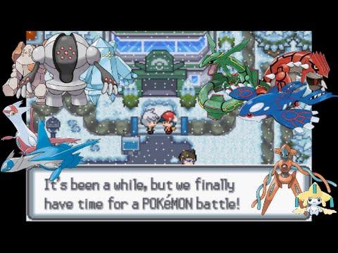 Pokemon platinum how to get all legendaries - Pokemon platine legendaire ...