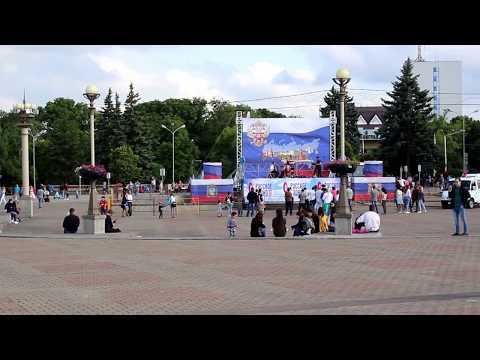 Ставрополь. Крепостная гора.