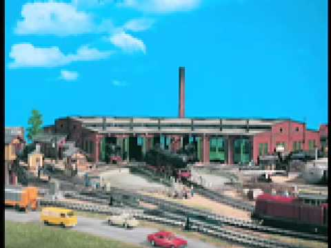 Tidmouth Sheds Oo Gauge Edit Now Sold Youtube