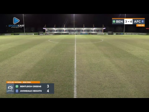 NPL Victoria Semi-FInal Bentleigh Greens v Avondale FC