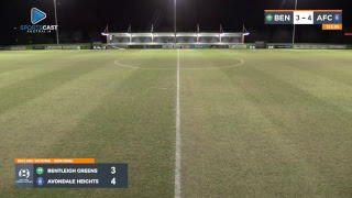 NPL Victoria Semi-FInal Bentleigh Greens v Avondale FC