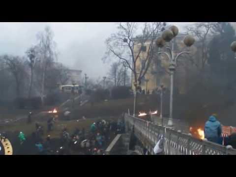 Ukraine Protests in Kiev WARNING Graphic Content   Ukraine